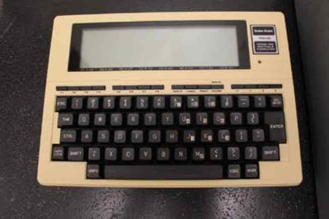 RadioShack Memorabilia Up for Auction Online