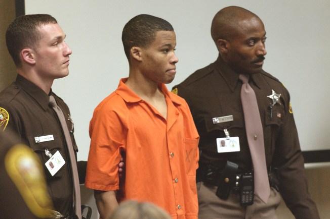 Judge Rules DC Sniper Lee Boyd Malvo Must Be Resentenced