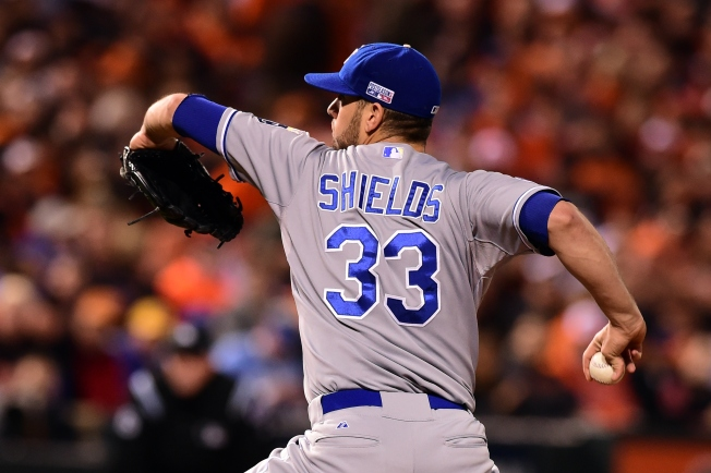 Preller Continues Tear, Padres Sign Shields