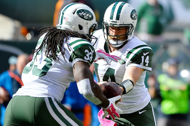 Potential Target: Chris Ivory