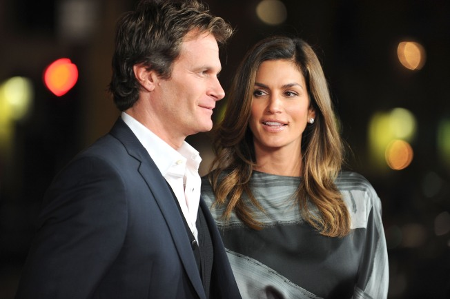 Cindy Crawford, Rande Gerber & Lenny Kravits Offer Help to Haiti