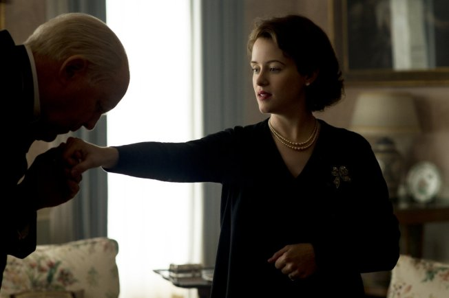 A Swinging Return for 'The Crown'