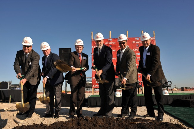 JCPenney Breaks Ground on Future LEED Store