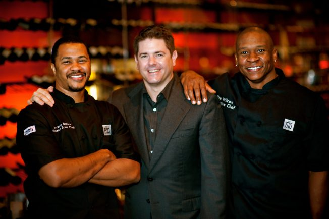 Tre Wilcox to be Top Chef at Loft 610