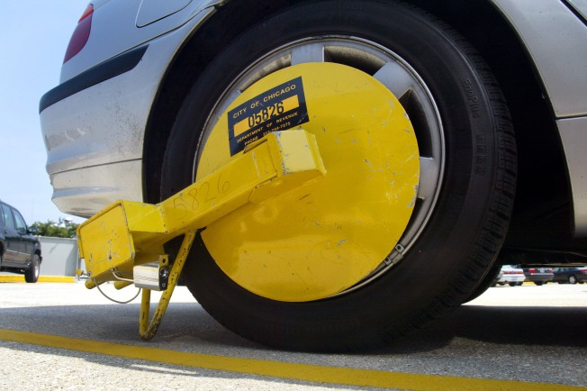 When Your Car Gets Booted