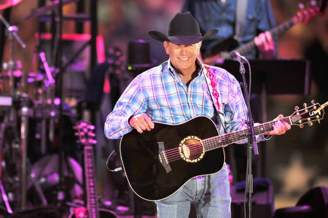 'King of Country' George Strait to Perform at New Dickies Arena