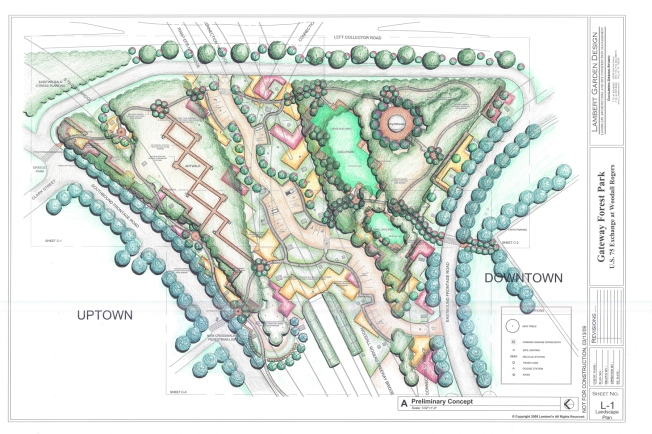 A Do-Over Makeover For Gateway Forest Park