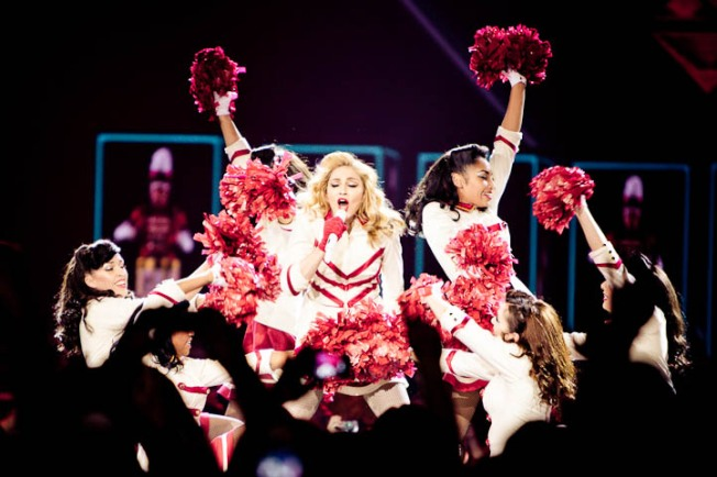 Madonna Auctions MDNA Tour Outfits for Sandy Relief; Singer Off Legal Hook in Russia for Promoting Gay Rights