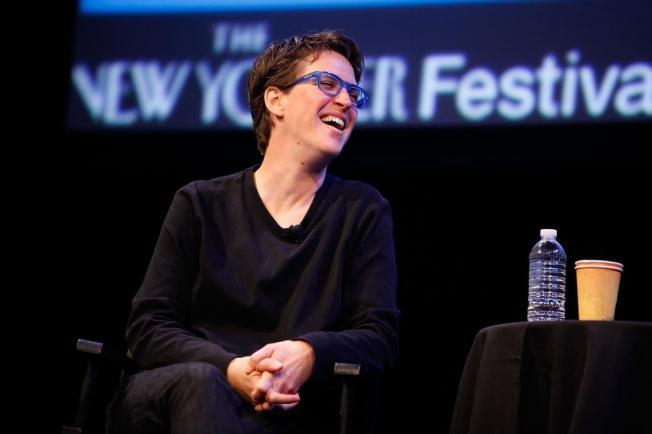One America News Sues Rachel Maddow for $10 Million