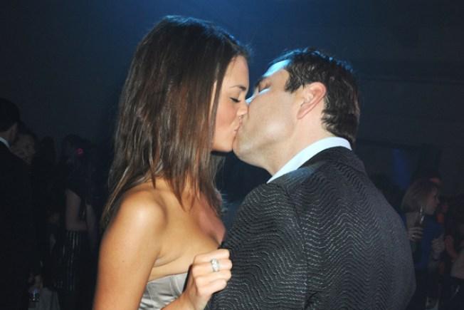 A Kiss Isn't Just a Kiss, It's Chemistry