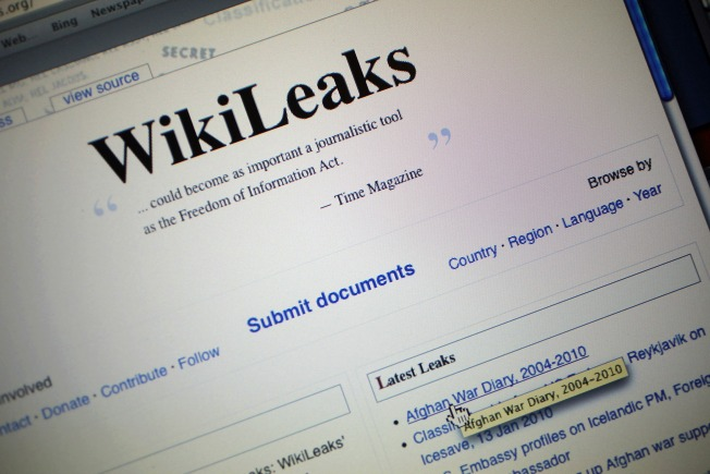 U.S. Still Trying to Stop Employees' WikiReading