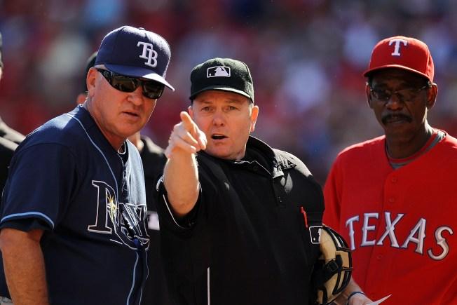 Maddon Shocks Baseball World