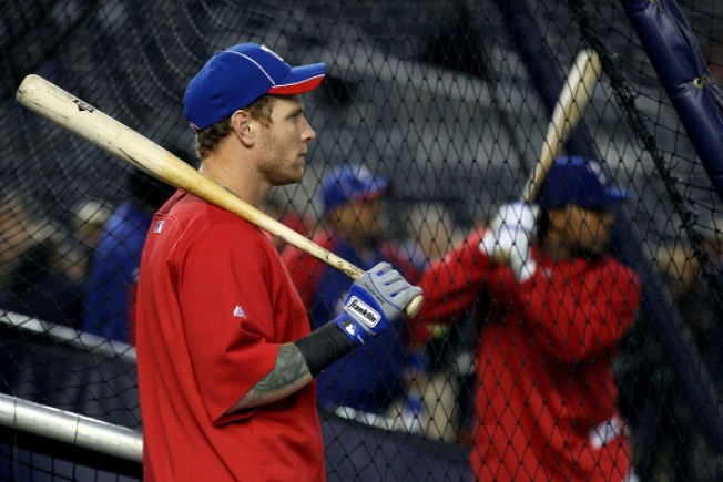 Rangers' Josh Hamilton Feeling No Pain 7 Weeks After Surgery