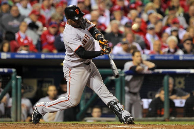 Giants Eliminate Phillies to Win NL pennant