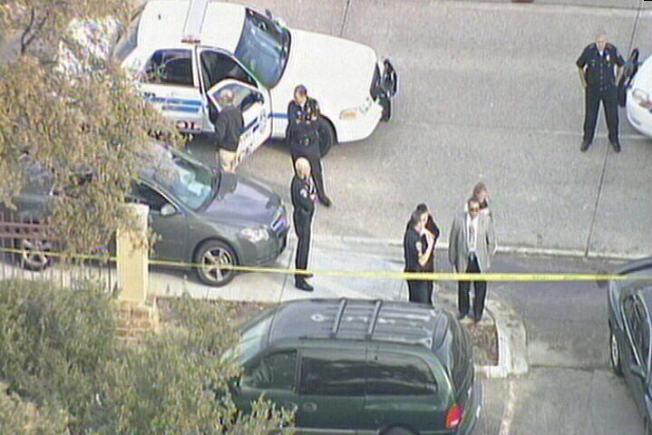 Irving Police Shoot Burglary Suspect