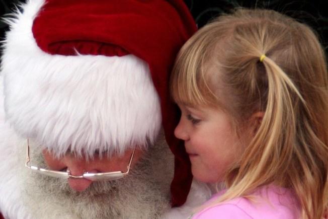Help Bring Santa's Magic to Victims of Domestic Violence