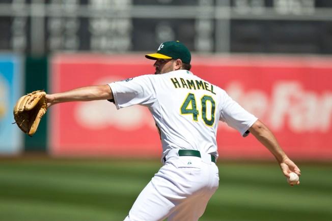 Potential Target: Jason Hammel