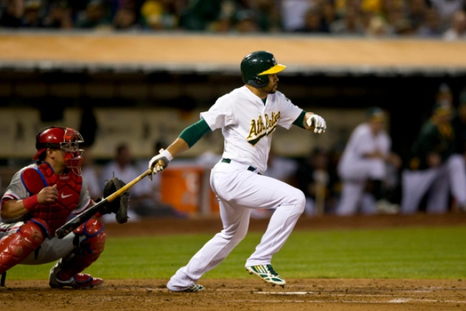 AL West Watch: A's Crisp Will Have Surgery