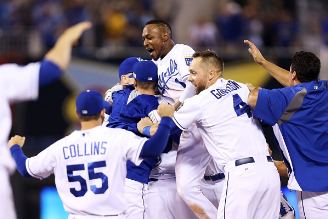 Royals Continue Parallels With 2010 Rangers