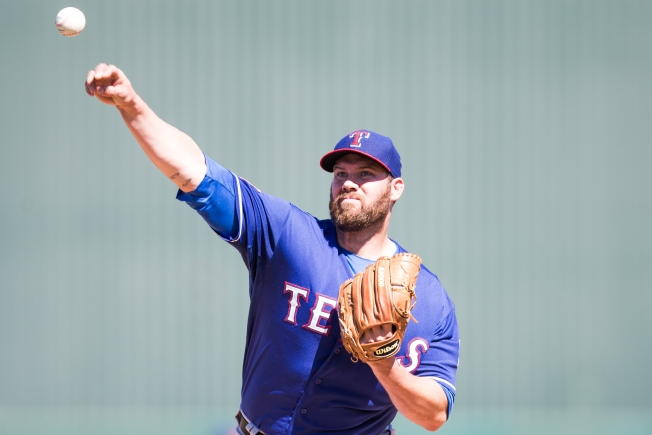 David Wright Leads Mets to 5-0 Win Over Rangers
