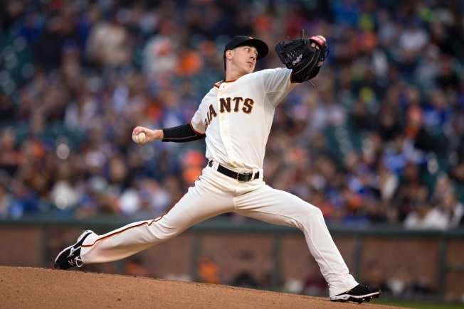 Rangers Will Attend Lincecum Workout