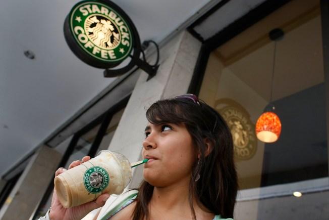 Yum! Free Pastries at Starbucks
