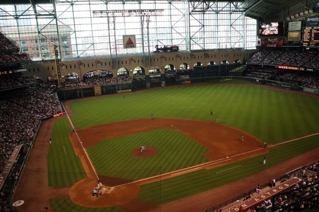 Astros Vendor Fired After Taking Snow Cones Into Bathroom