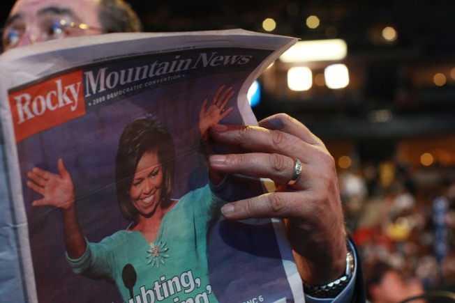 Rocky Mountain News Closing After Friday Edition