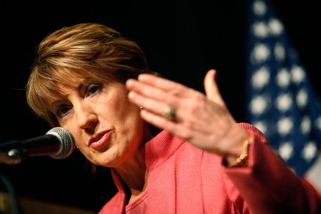 Before Boxer Battle, Fiorina Got Cozy With Iran