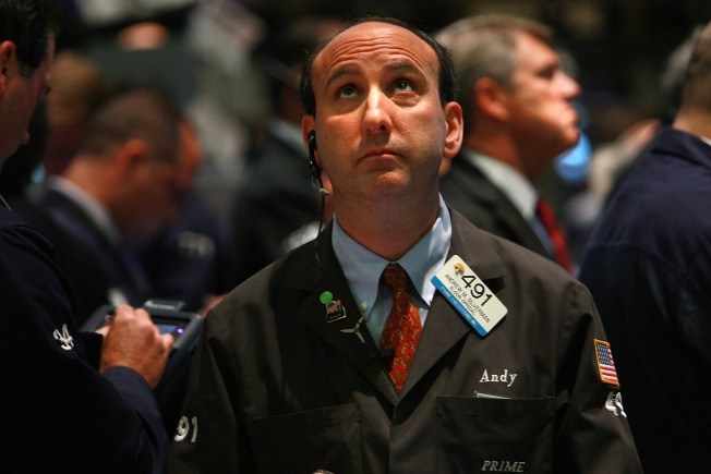 Stocks End Little Changed on Worries About Economy