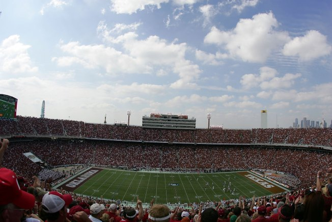 Dallas May Sell Naming Rights Of Cotton Bowl