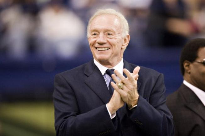 Forbes: Jerry Jones' Dallas Cowboys Worth $4.2B, Most Valuable Team in All of Sports