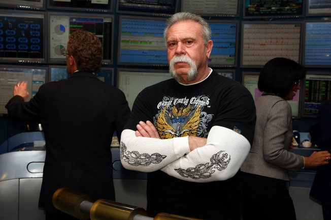 "TLC Puts Brakes on ""American Chopper"""