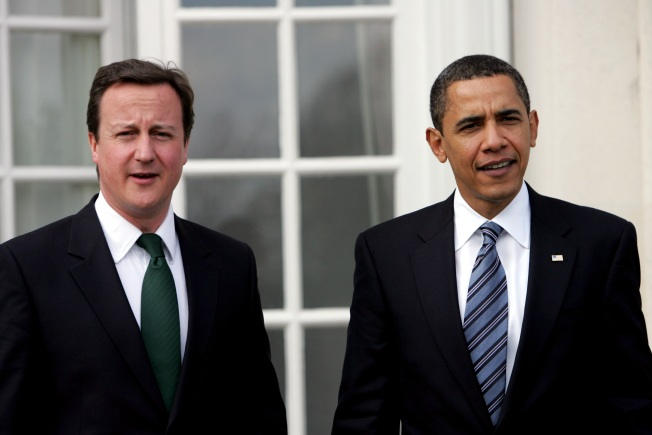 Cameron as Brit PM Could Change U.S. Ties