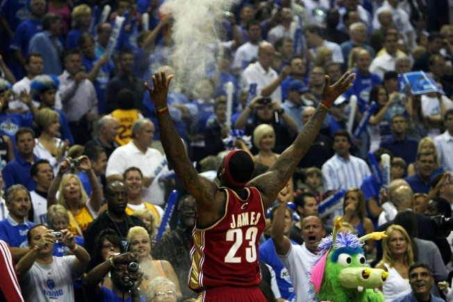 LeBron James Leaves For… Adidas?