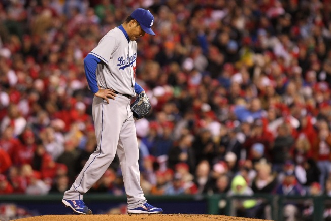 Dodgers Pitch Themselves Into Trouble