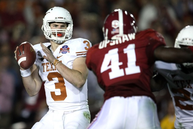 "Longhorns Return with New QB, No More ""What If's"""
