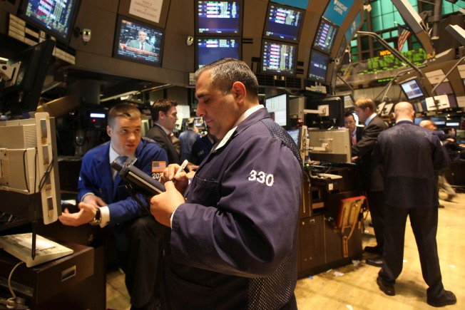 Dow Jumps Nearly 169 Points at Close