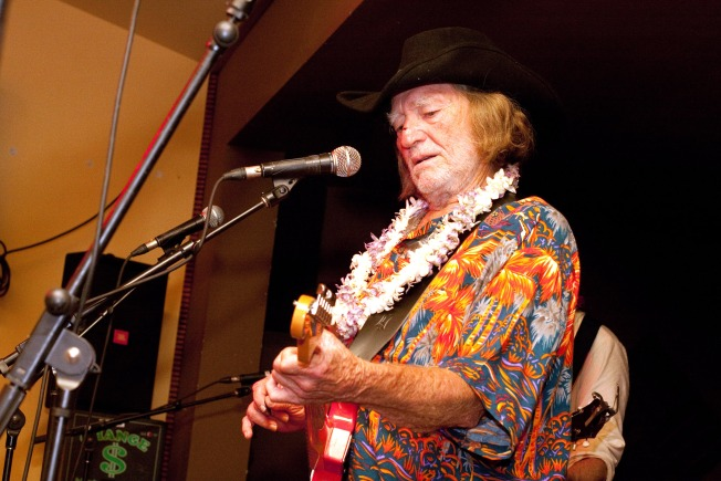 Willie Nelson Pinched for Pot on Texas Highway