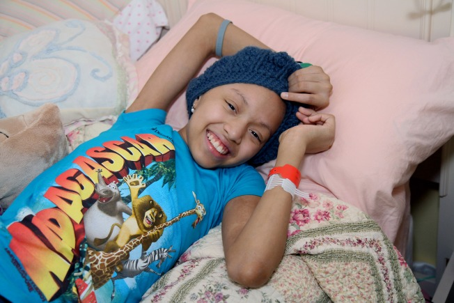 "Young ""Lion King"" Thespian Gets Blood Transplant"