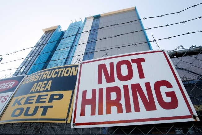 Businesses Test the Waters On Hiring