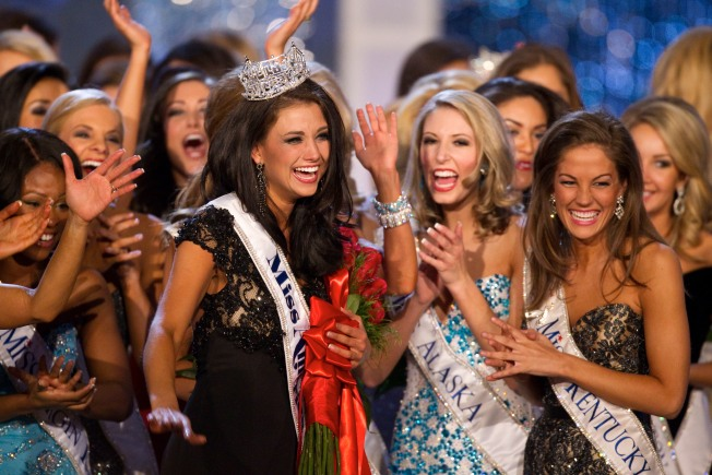Wisconsin Wins Miss America 2012
