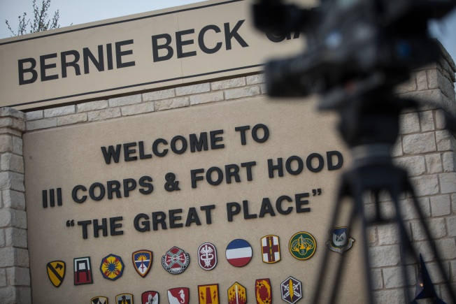 Fort Hood Officials: Shots Fired at Isolated Event