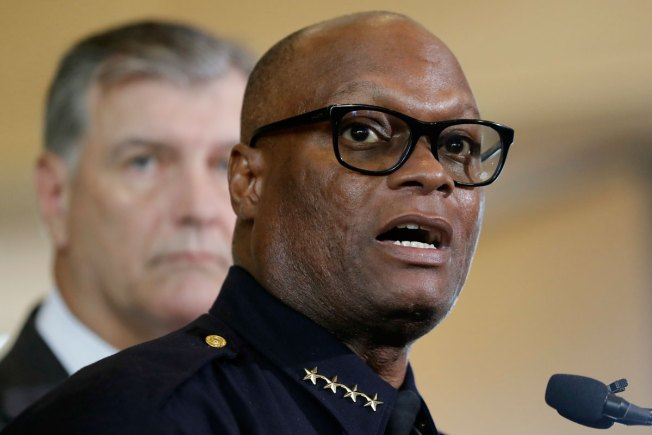 Chief David Brown Announces Retirement From DPD