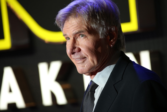 Harrison Ford Auctions 'Star Wars' Jacket to Fight Epilepsy in Daughter's Honor