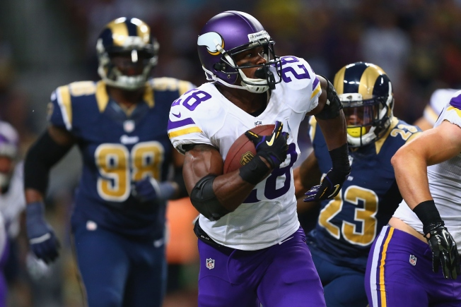 Peterson a Cowboy? Fantasy Football at its Wildest