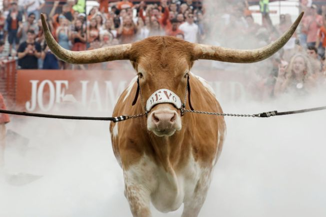 Bevo is 4th Greatest Mascot in College Football History