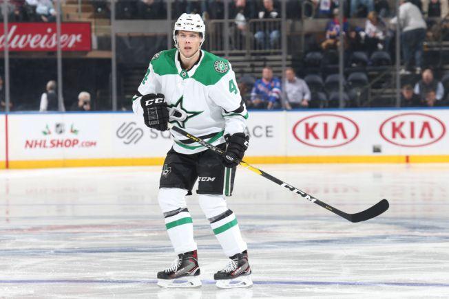 Heiskanen Scores 2 Goals, Stars Rally to Beat Senators