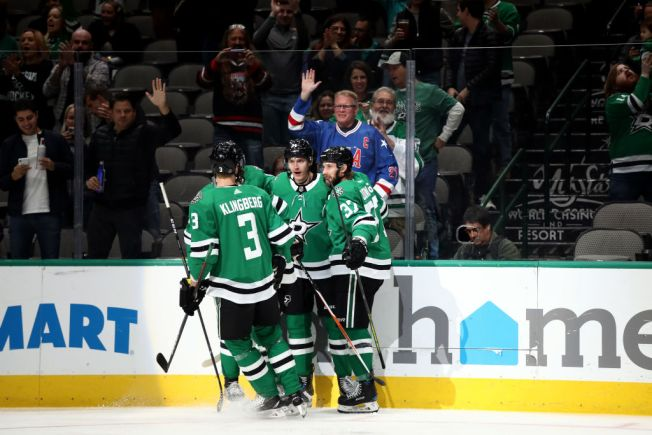 Gurianov Scores Both Goals, Stars Hold off Ducks 2-1