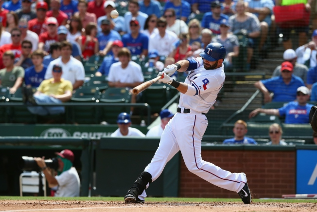 Rangers Hit Impressive HRs, Lewis Finally Beats Twins